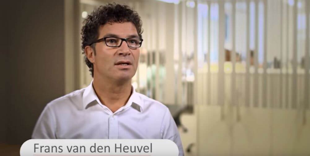 Frans van den Heuvel video