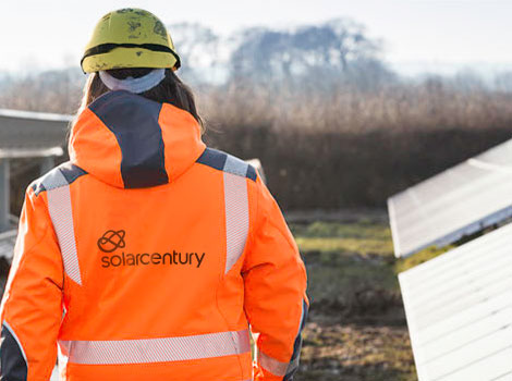 Solarcentury at work