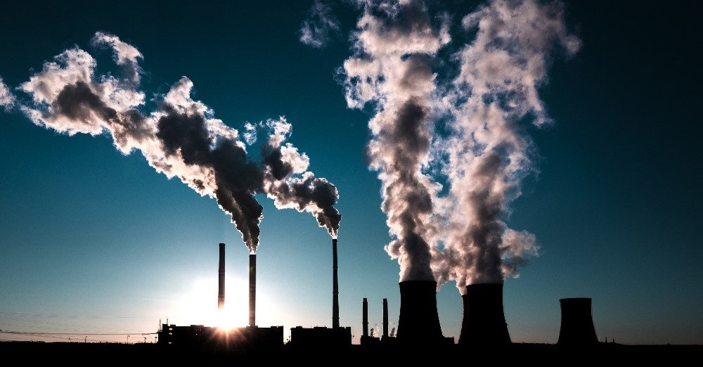 pollution factory